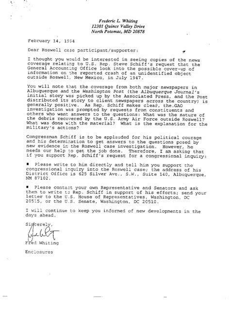 Letter With Attachment rockefeller initiative documents