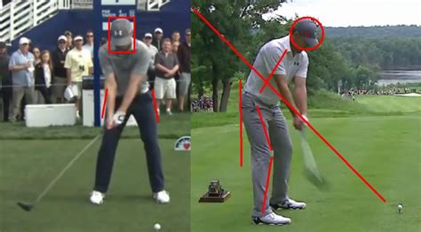 quiet legs golf swing jordan spieth golf swing analysis consistentgolf com