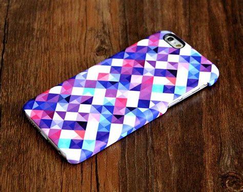 Apple Iphone 6 Geometric Pattern 017 vibrant geometric pattern iphone 6 plus 5s 5c 5 4s dual layer durable tough 298 4s