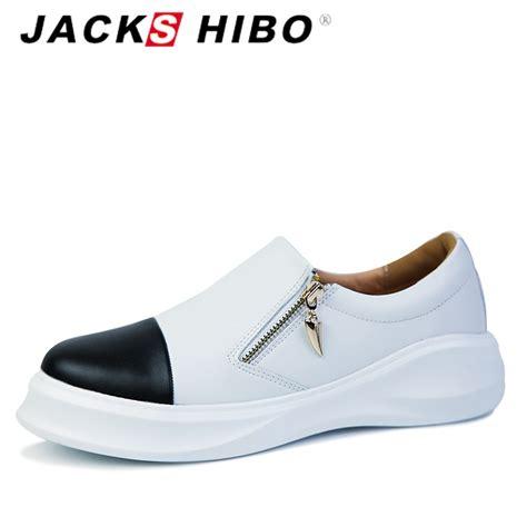 cool comfortable shoes jackshibo mode 2016 fashion men casual shoes personality