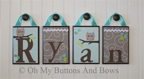 block letters for wall decor 1000 ideas about baby name blocks on name
