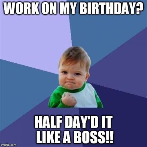 Like A Boss Meme Generator - nailed it like a boss success kid meme generator 28