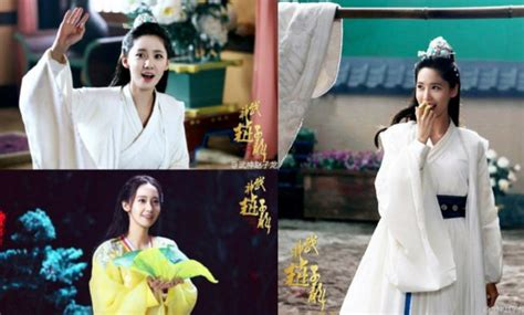foto yoona di film god of war zhao yun jadi putri tiongkok yoona snsd berkharisma di teaser god