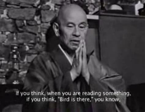 shunryu suzuki roshi quotes quotesgram