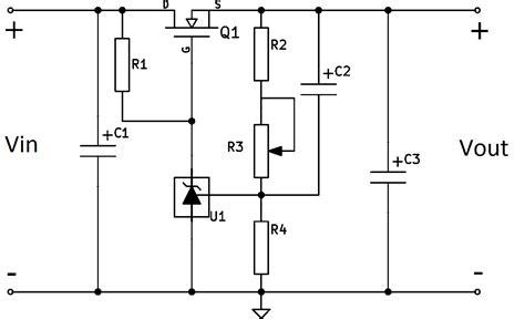 transistor fet regulator tv fet based voltage regulator with tl431 electrical engineering stack exchange
