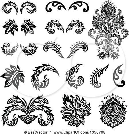 victorian design elements vector victorian clip art borders clipart panda free clipart