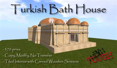ottoman bath house second life marketplace by turkish bath house