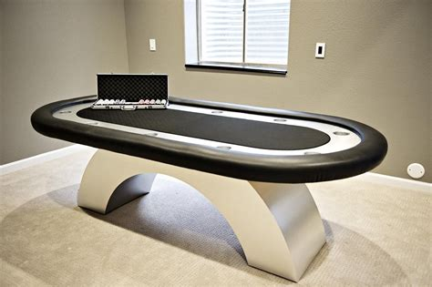 Custom Viper Pool Table And Poker Table by American Table
