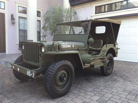 1943 willys jeep parts 1943 willys jeep mb na prodej