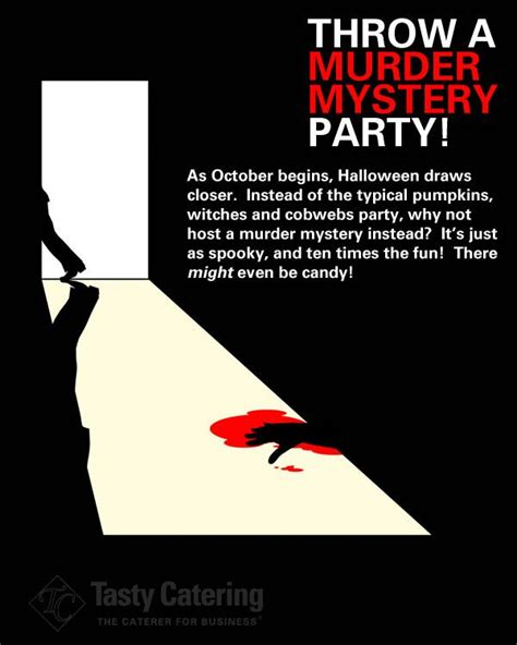 murder mystery dinner scripts pin by tasty catering on event themes ideas