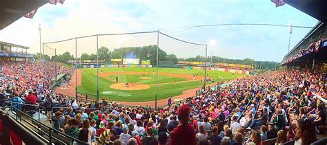 2015 mlb ballpark experience rankings stadium journey fifth third bank ballpark kane county cougars stadium