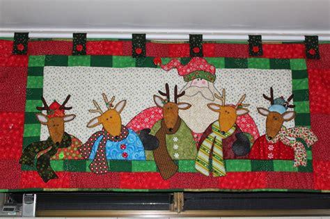 cenefas navidad labores de liliana cenefa de navidad en patchwork