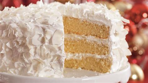 coconut cake recipe coconut cake recipe bettycrocker com