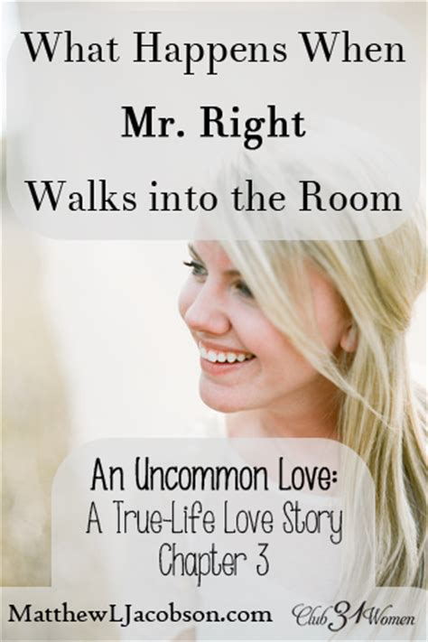 What Happens In The Room What Happens When Mr Right Walks Into The Room Ch 3 An