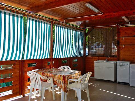 veranda wohnwagen the bungalows cing arrighi