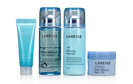 Laneige Moisture Care Miniature Set laneige moisture care miniature set konvy 1