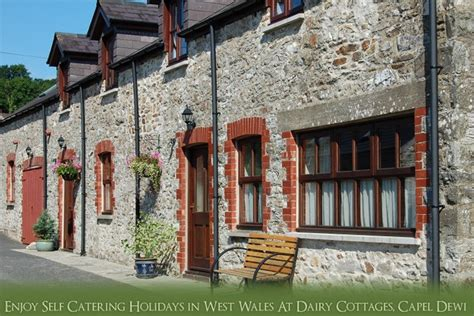 Self Catering Cottages South Wales by Self Catering Cottages Dairy Cottages 4 Cottages In South West Wales