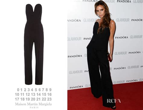 Catwalk To Carpet Kerry Washington In Maison Martin Margiela by Beckham S Maison Martin Margiela Jumpsuit