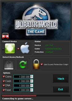 jurassic world the game mod apk ios 187 jurassic world the sport cheats for ios android