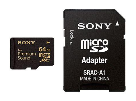 Memory Card Untuk Notebook sony luncurkan microsd premium seharga hir rp 2 juta