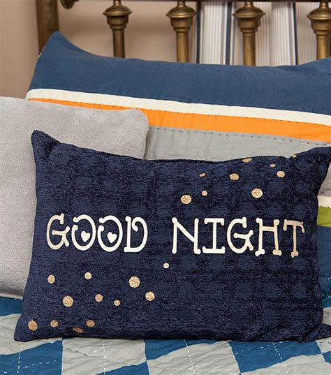 Good Night Bed Pillow   JoAnn   Jo Ann