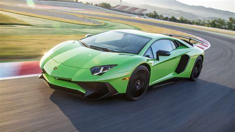 Lamborghini Aventador Green 2016 Lamborghini Aventador Lp750 4 Sv Green