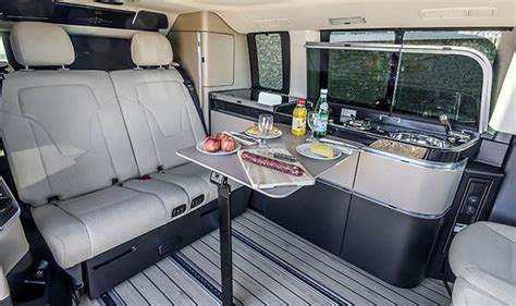 mercedes  class camper van expensive mobile home isnt   expresscouk
