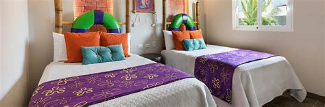 nickelodeon hotel room a pineapple villa in punta cana inspired by bottom