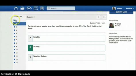 edmodo questionnaire how to take a quiz on edmodo youtube
