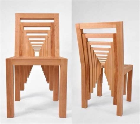 awesome chairs awesome optical illusion chair
