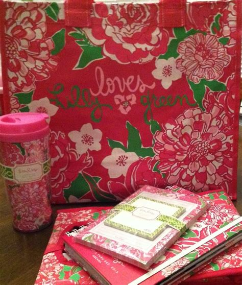 lilly pulitzer desk accessories 17 best images about back to on shotgun