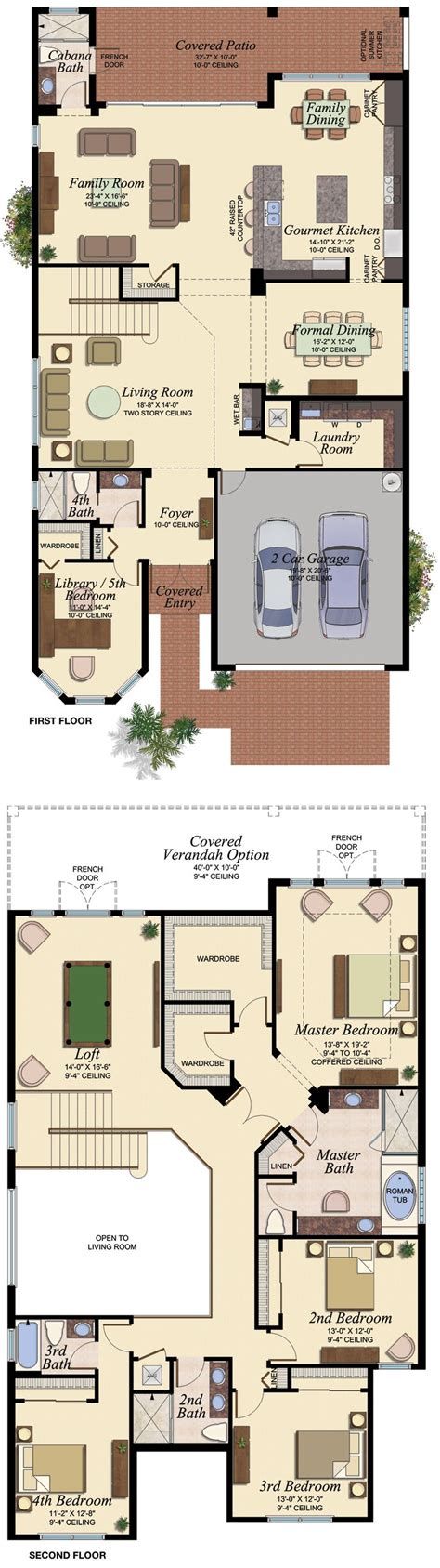large luxury house plans large luxury house plans