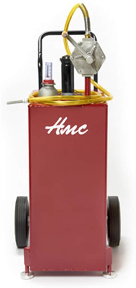 hmc 30 gallon portable steel gas caddy hmc gc 30