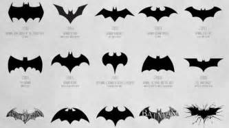 Home Design Virtual Reality the evolution of the batman logo visualised gizmodo