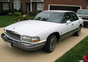 old car manuals online 1991 buick park avenue free book repair manuals 1993 buick park avenue ultra classic cars today online