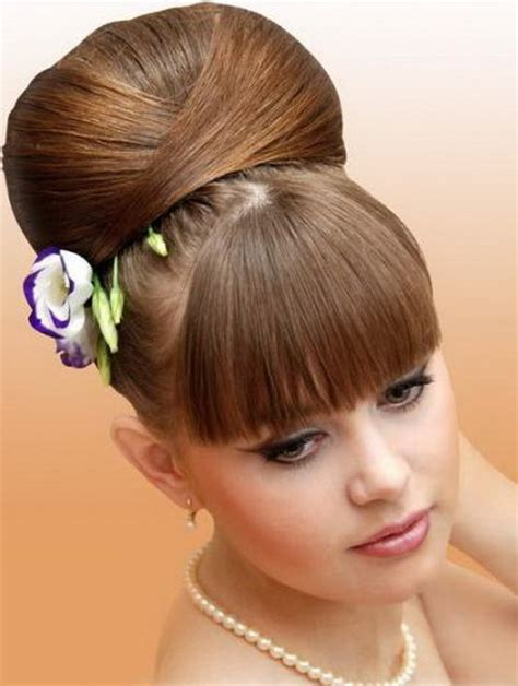 beehive hair styles for shoulder length hair beehive hairstyle