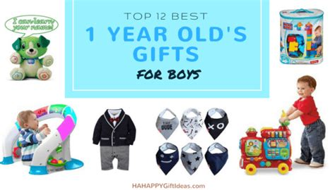17 best gifts for 1 year boys hahappy gift ideas