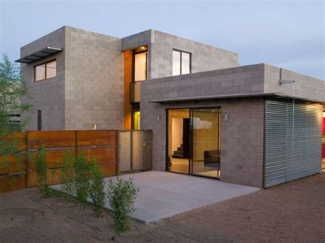 concrete block houses modern concrete block exterior concrete block types