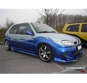 Tuning Citroen Saxo &187 CarTuning  Best Car Photos