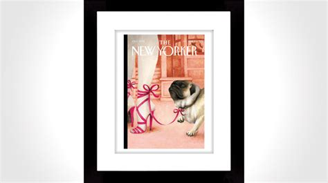 new yorker pug cover the new yorker store new yorker on the town