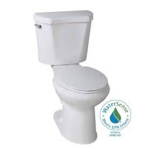 toilets home depot glacier bay 2 1 28 gpf high efficiency single flush