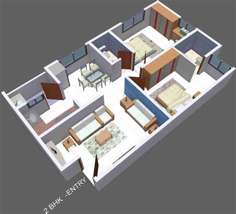 850 Sq Ft 2 Bhk 2t Apartment For Sale In Gajanana Sumuk 850 Sq Ft 2 Bhk 2t Apartment For Sale In Vihaan The