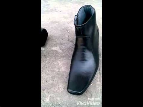 Sepatu Boots Kulit Merk Gravel 08123529270 wa sepatu boot kulit alexandermb04