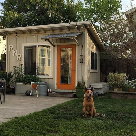 she shed kits she sheds are redefining backyard bliss popsugar home