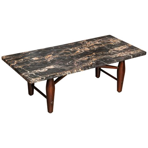 Low Coffee Table Low Marble Coffee Table At 1stdibs