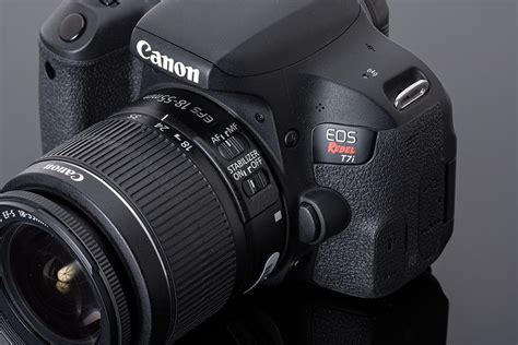 canon photography canon eos rebel t7i 800d review digital photography review