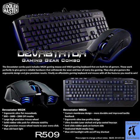 Tas Wanita Fashion 5568 new cooler master cm devastator gaming gear combo