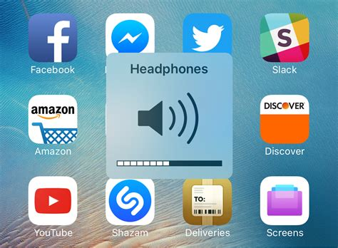 how to lock maximum headphone volume on iphone and
