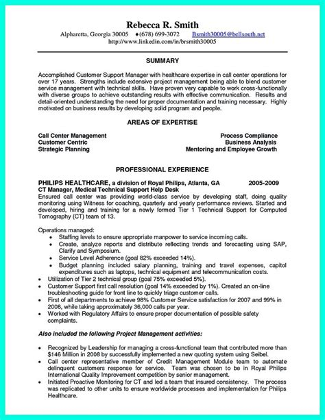 Resume Description For Call Center Csr Resume Or Customer Service Representative Resume Include The Aspects Where It Showcase