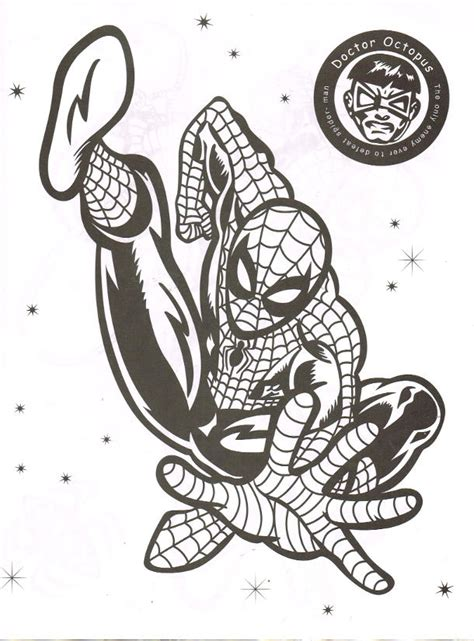 coloring pages of ultimate spider man ulimate spiderman colouring pages